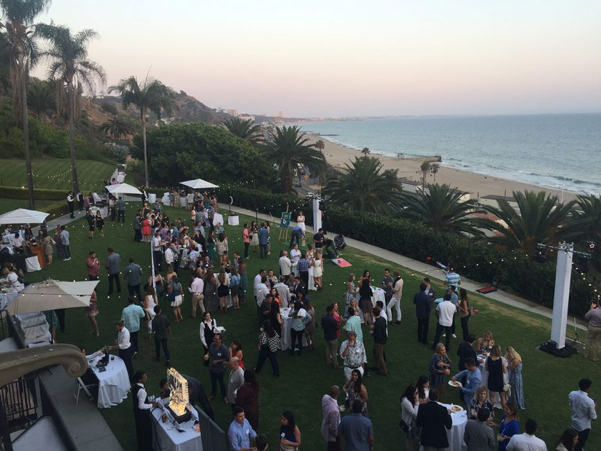 AdSupply - thinkLA - Los Angeles - Media - thinkLA Summer Soiree - Bel-Air Bay Club